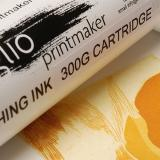 Intaglio Printmaker etching ink Apricot Yellow 300g