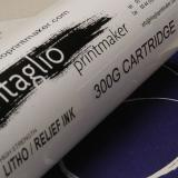 Intaglio Printmaker Litho/Relief Ink Royal Blue 300g