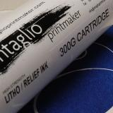 Intaglio Printmaker Litho/Relief Ink Thalo Blue (Red Shade) 300g